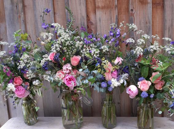 June Maids Bouquets