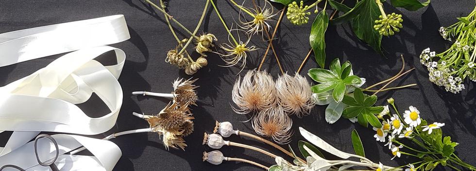 Elemental floral Crown