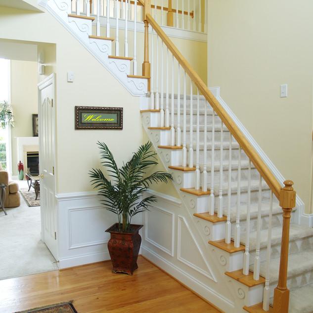 Interior Stair Remodel