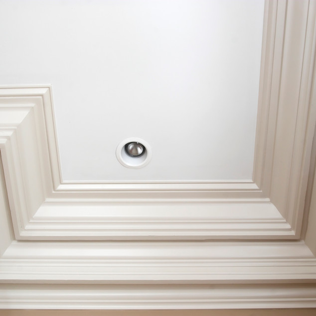 Crown Molding Installation and Painting