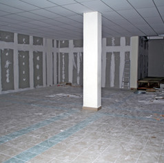 Basement Refinishing and Remodeling