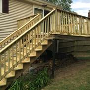 Deck Stair Contractor