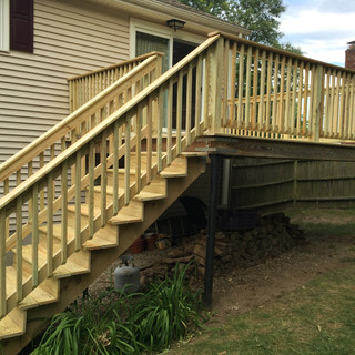 Deck Stair Contractor