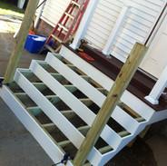 Condo Porch Renovation