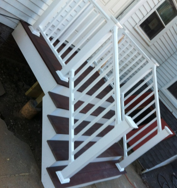 Composite Porch & Deck Builder