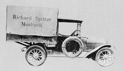 Spedition Spitzer