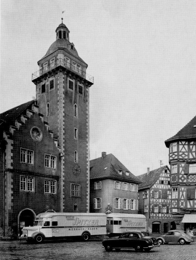 Gebäude alt