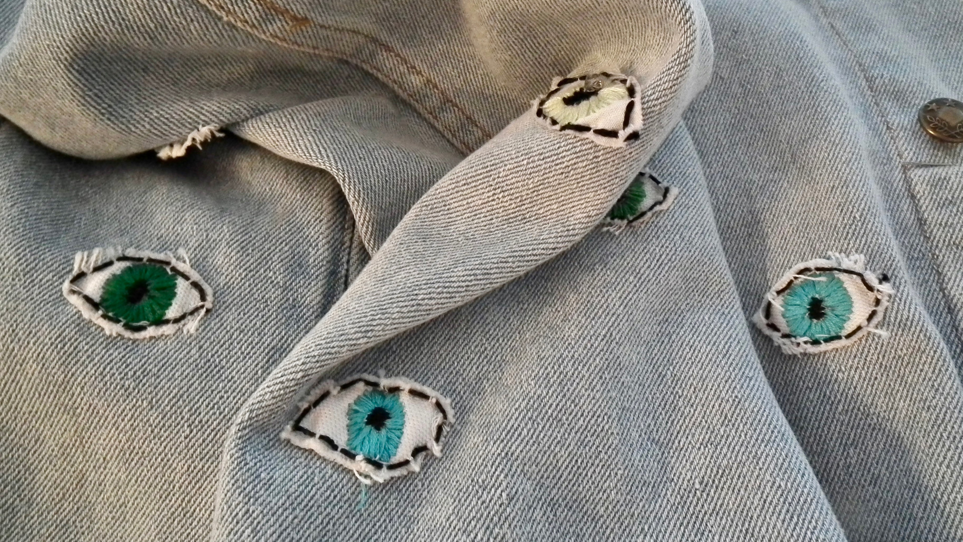 The All Seeing Eye Jacket