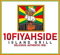 10fiyahside Island Grill logo.png