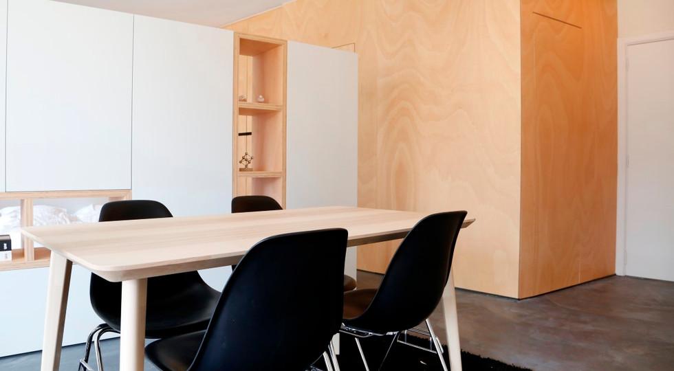 Renovatie studio
