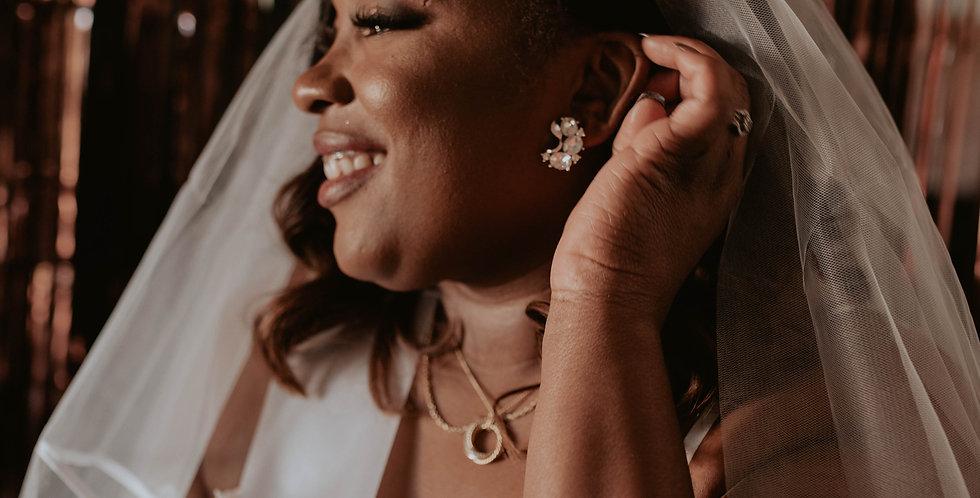Bride Hair Clip