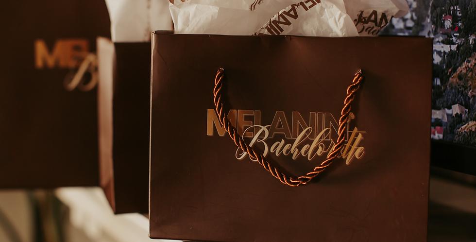 Melanin Bachelorette Gift Bag (small)