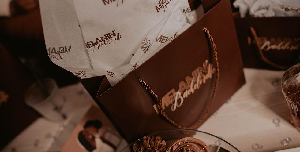 Melanin Bachelorette Gift Bag (large)