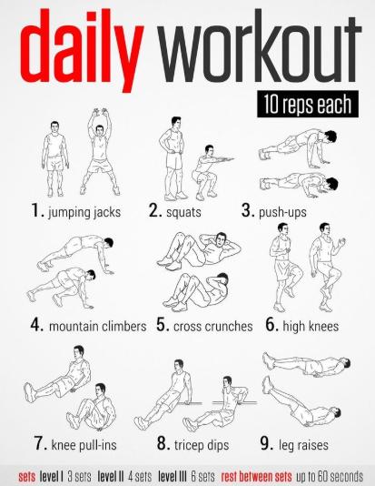 Basic Exercise Routine