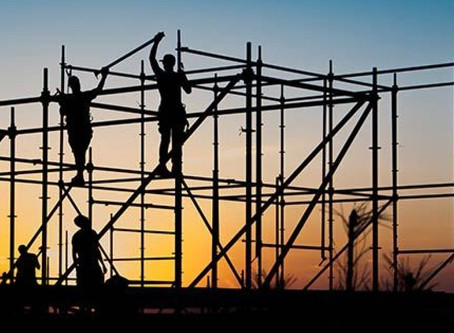 Scaffolding - How are you keeping safe?