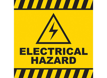 Electrical Safety in the workplace: Not to be taken lightly