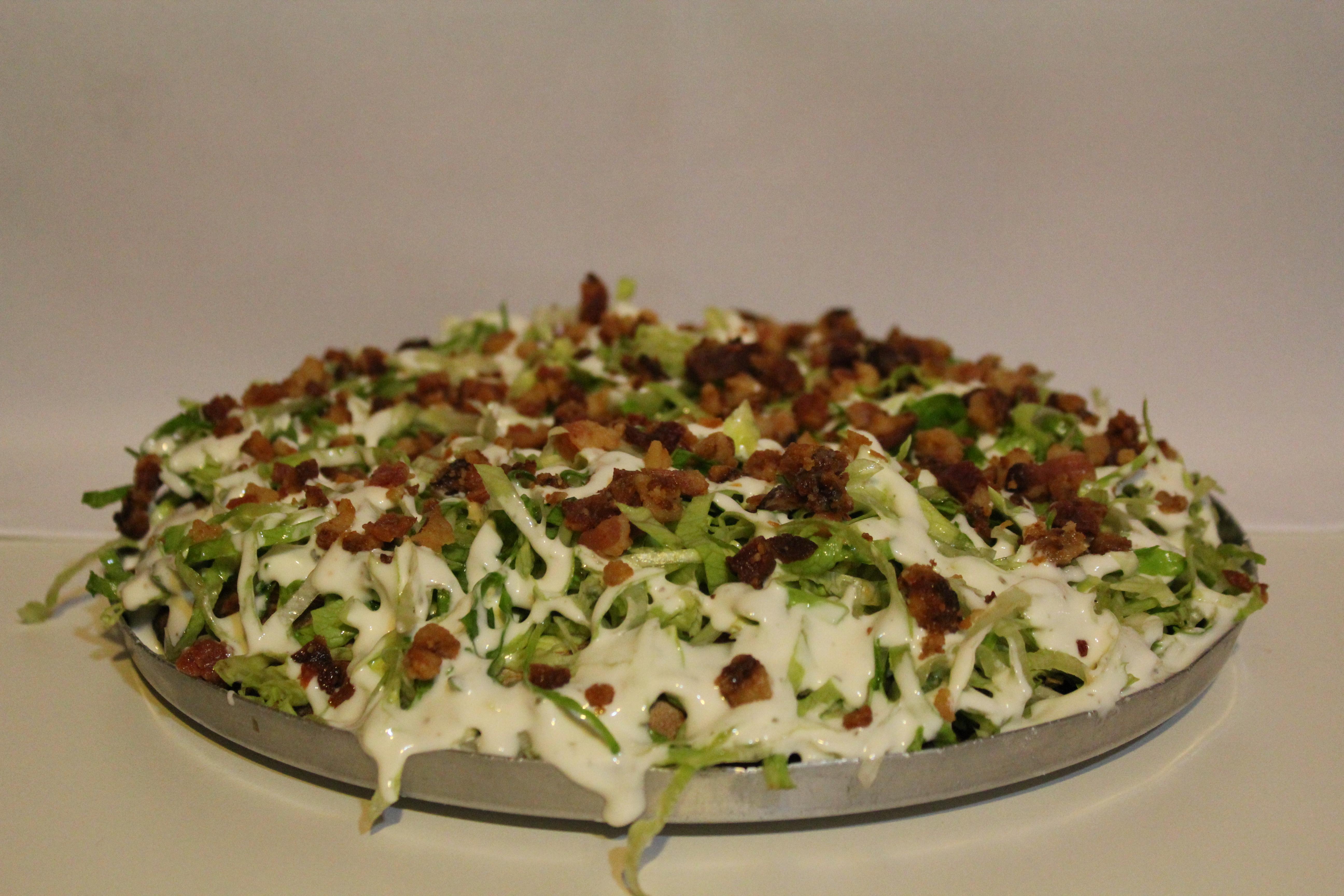 Pizza alface
