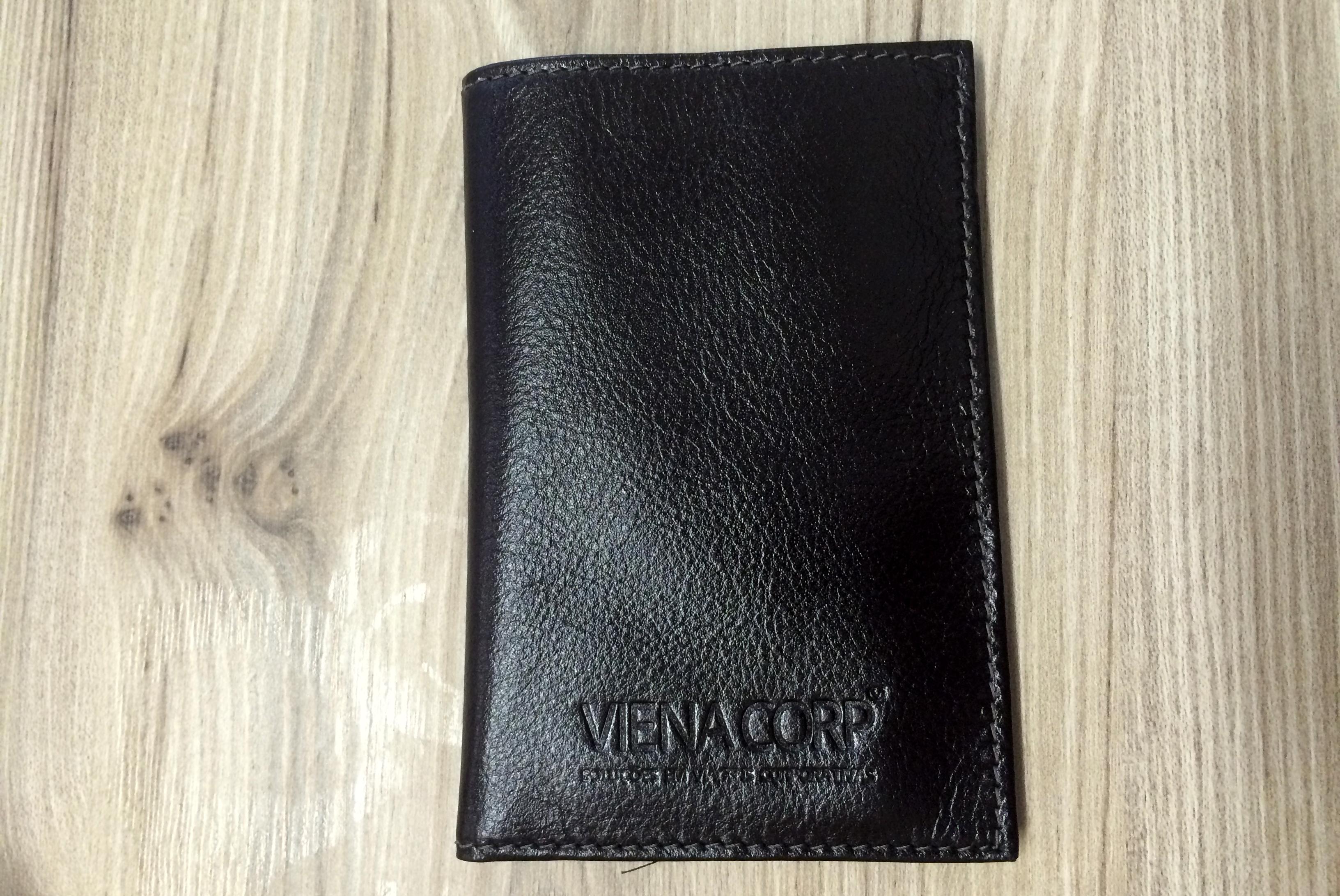 Porta Voucher Viena Corp