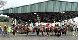 Kona Castle Ranch Arena