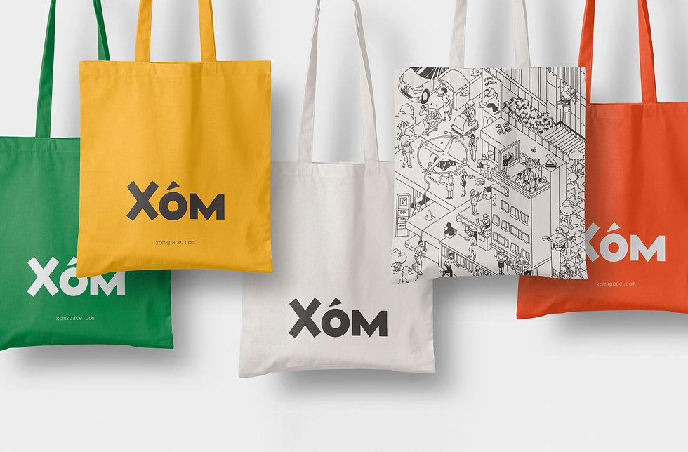 XOM_Coworkingspace_Adaptation_Totebag