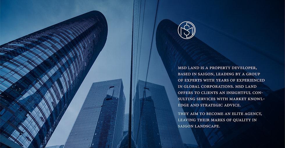 MSD Land_Brand identity cover