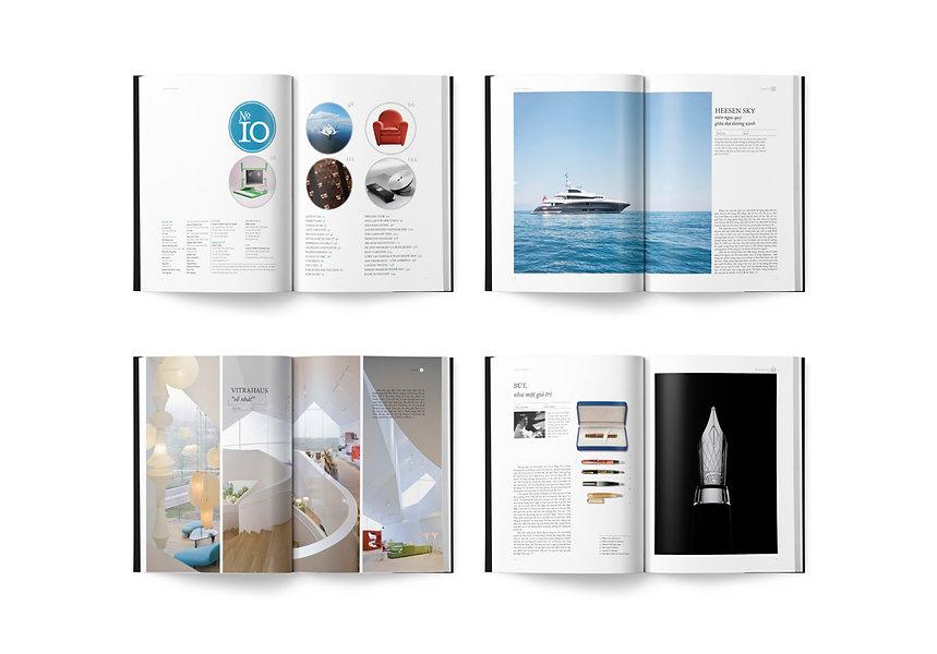 Yacht Magazine_Publication Design