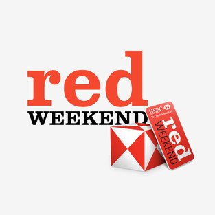 HSBC Red Weekend