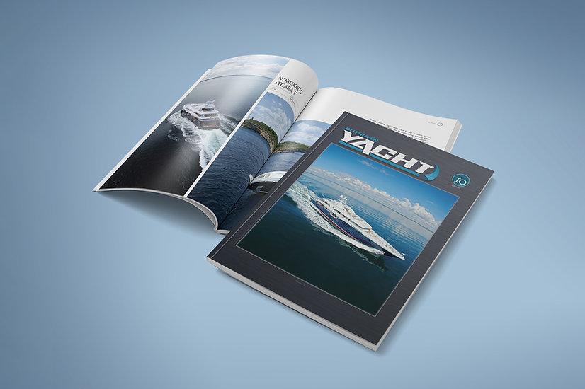 Yacht Magazine _ Publication Design