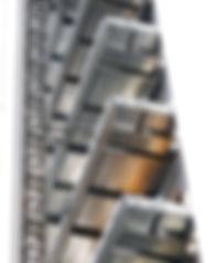 תוספת מרפסות פלדה תלויות