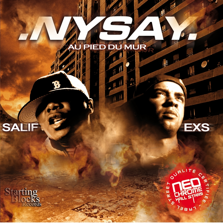 Nysay - Au pied du mur