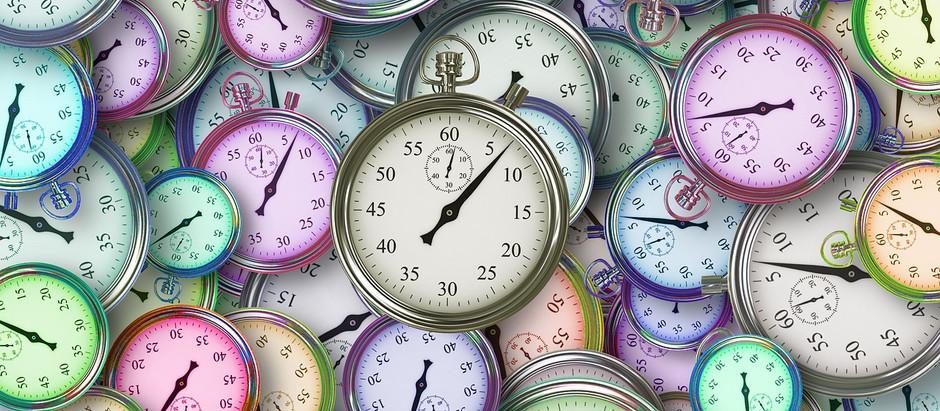 Rate of Return Trailing Time Frames
