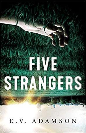 Five Strangers by EV Adamson US cover