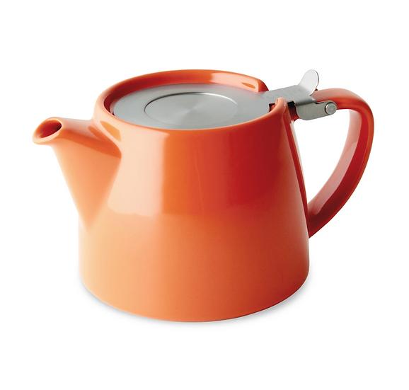 FORLIFE Stump Teapot - Carrot