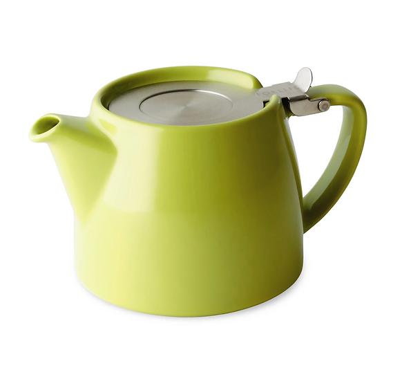 FORLIFE Stump Teapot -Lime