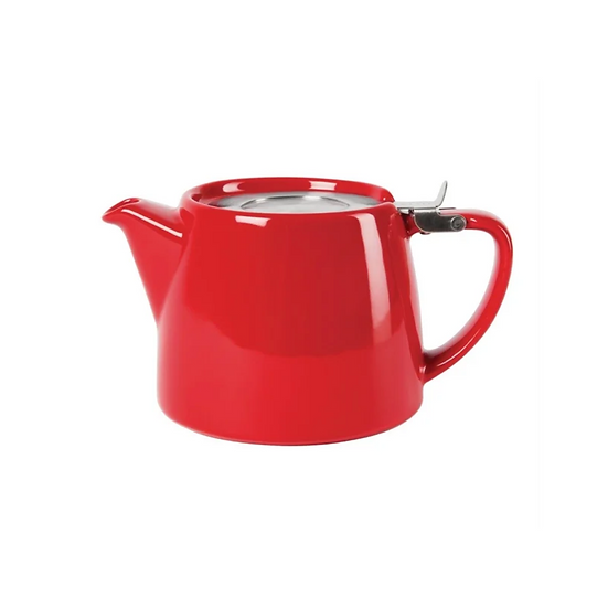 copy of copy of FORLIFE Stump Teapot - Red