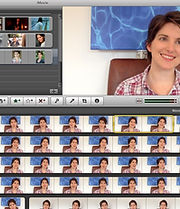 Actor self-tape imovie