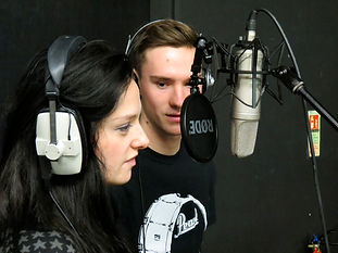 actors training voice over
