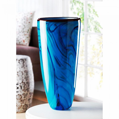 Oceania Art Glass Vase