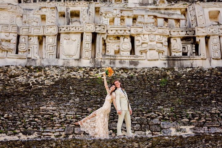 Unión Espiritual en Ruinas Mayas / Spiritual Union at Mayan Ruins
