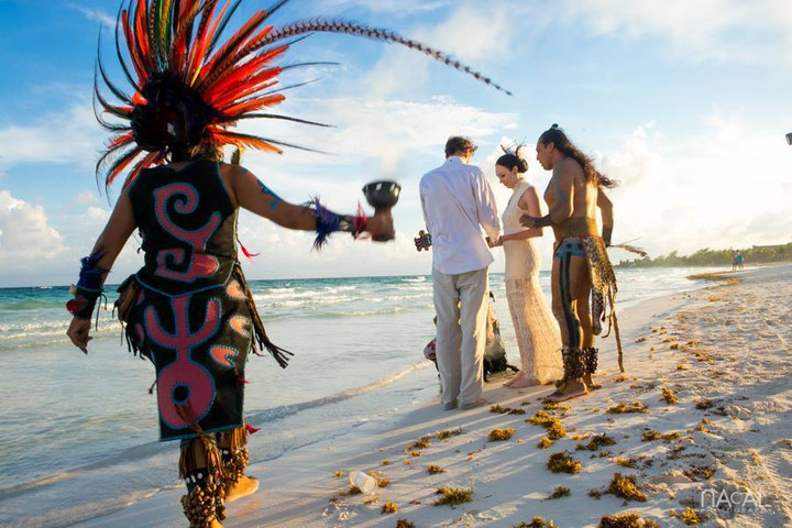 Spiritual Aspects of a Mayan Wedding