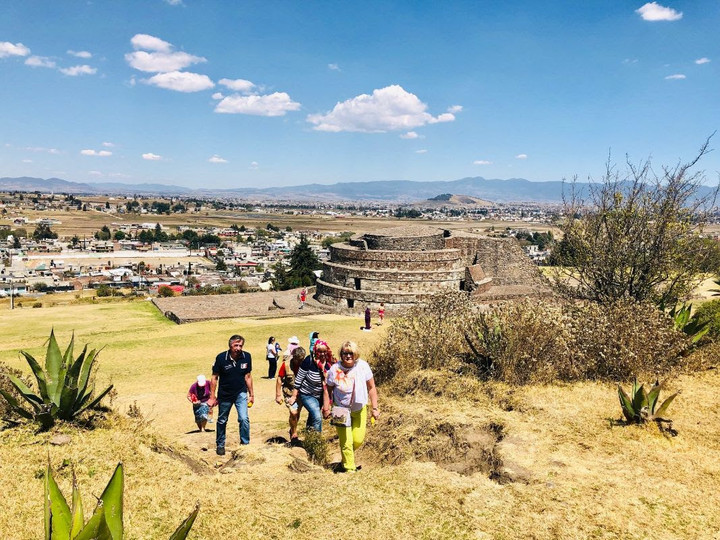 ARCHAEOLOGICAL, CULTURAL & SPIRITUAL TOURS AROUND MEXICO