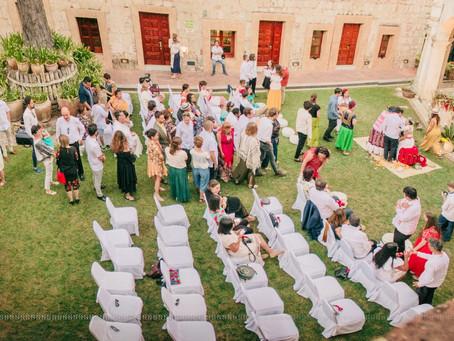 """Ana Sabina & Bodgan"" Wedding/Boda in Oaxaca City"