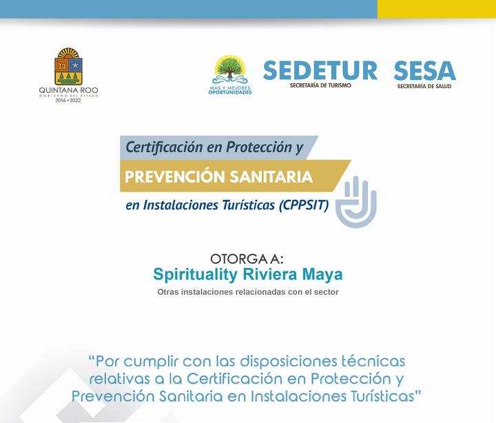 Safe travels with us / Viaja seguro con nosotros