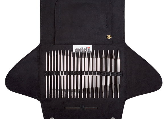 Addi Click Basic Interchangeable Needle Set