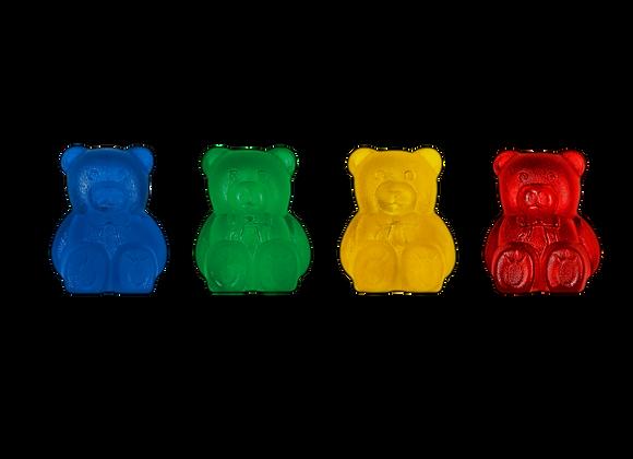 Needle Hugger Bears (pkt 8)
