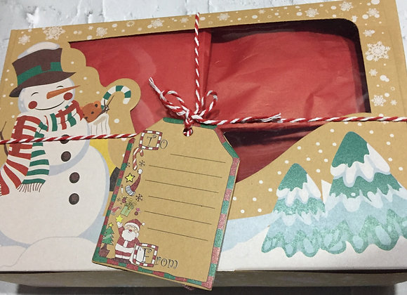 Luxury Christmas Gift Box - Golden Slumbers