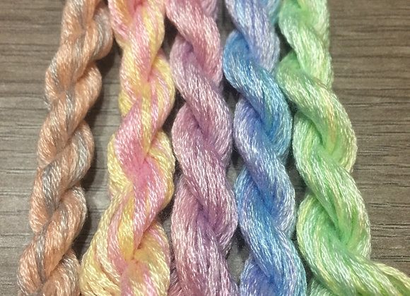 Polyester Embroidery Floss