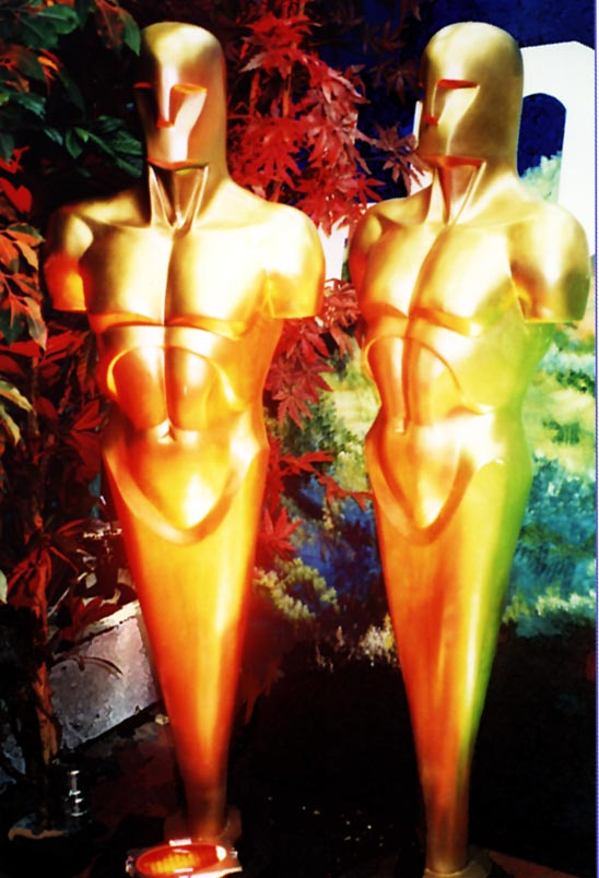 Awards Statues
