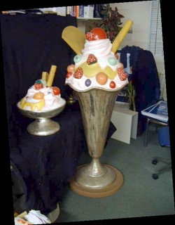 5ft high Knickerbocker Glory