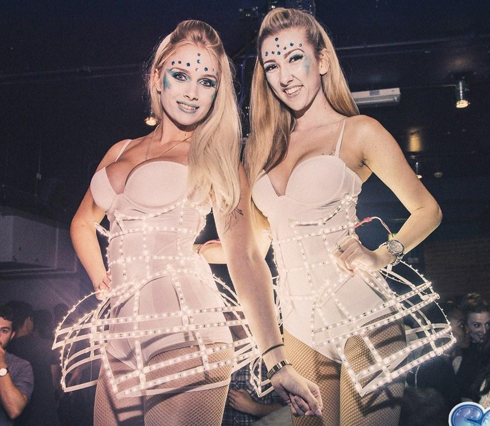 led dancers charlotte